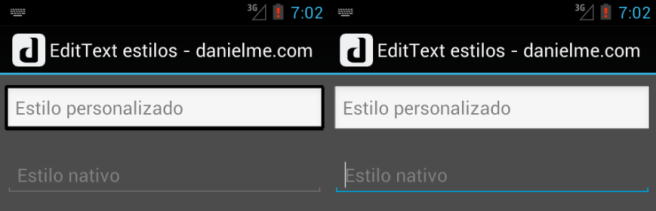 EditText Jelly Bean
